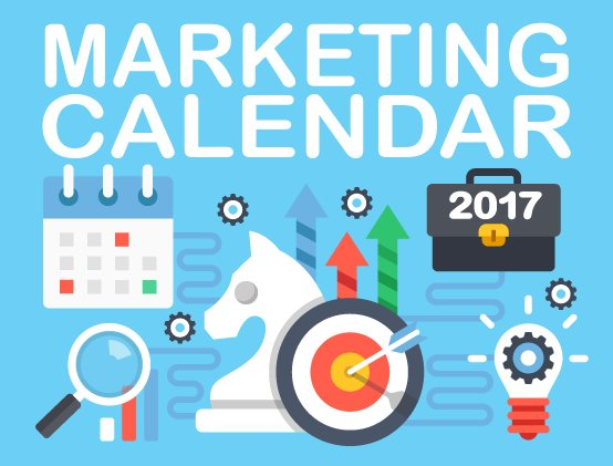Digital Marketing Calendar